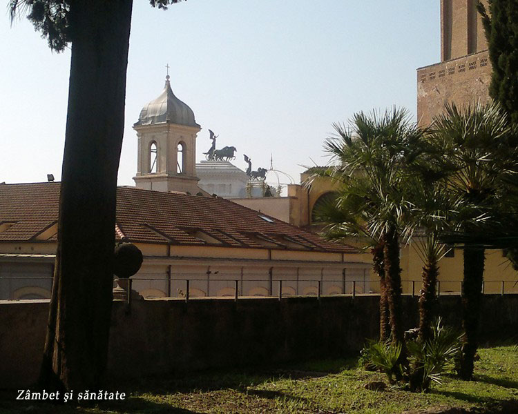 parc la Villa Aldobrandini