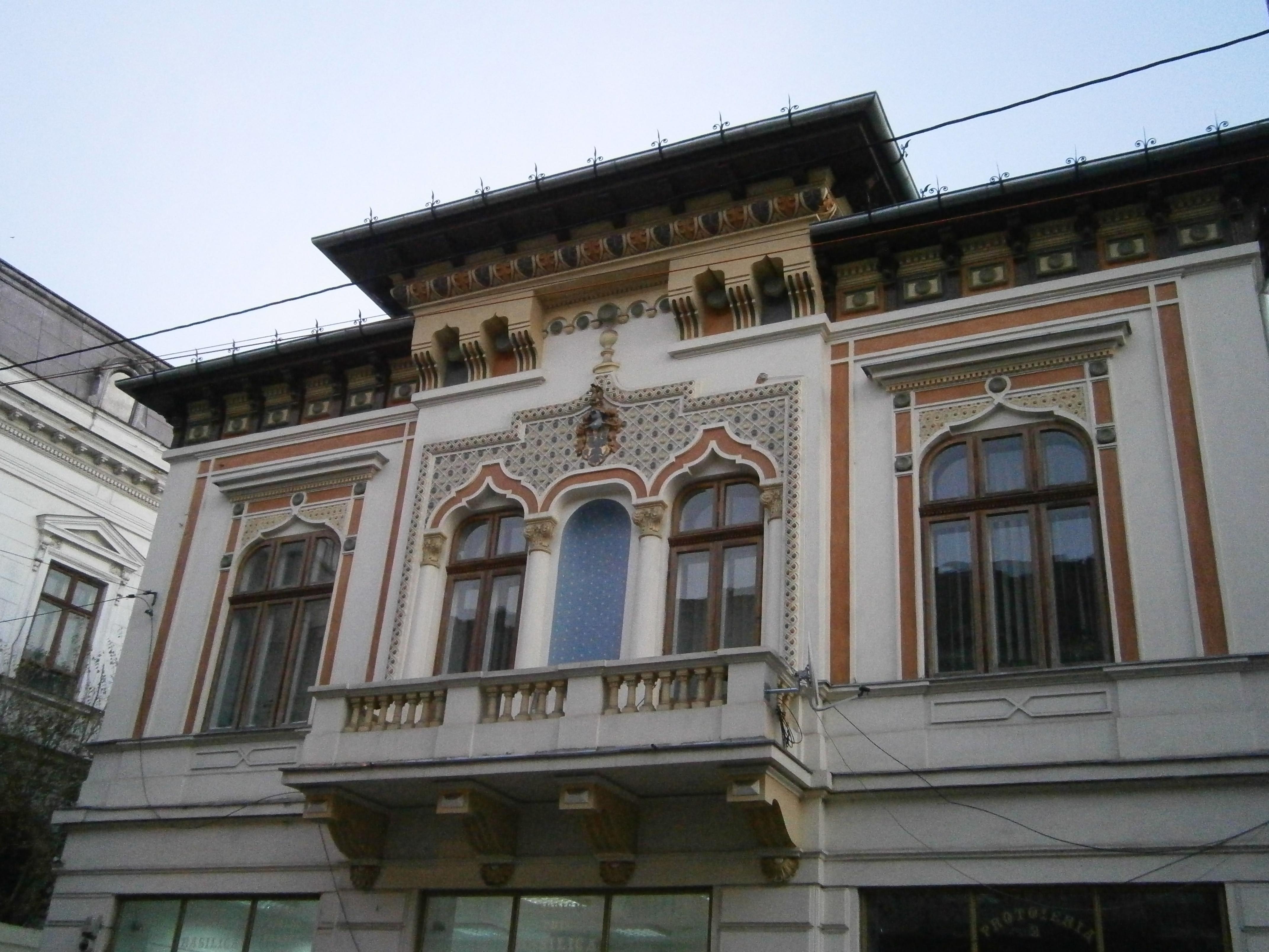 clădire str. Doamnei