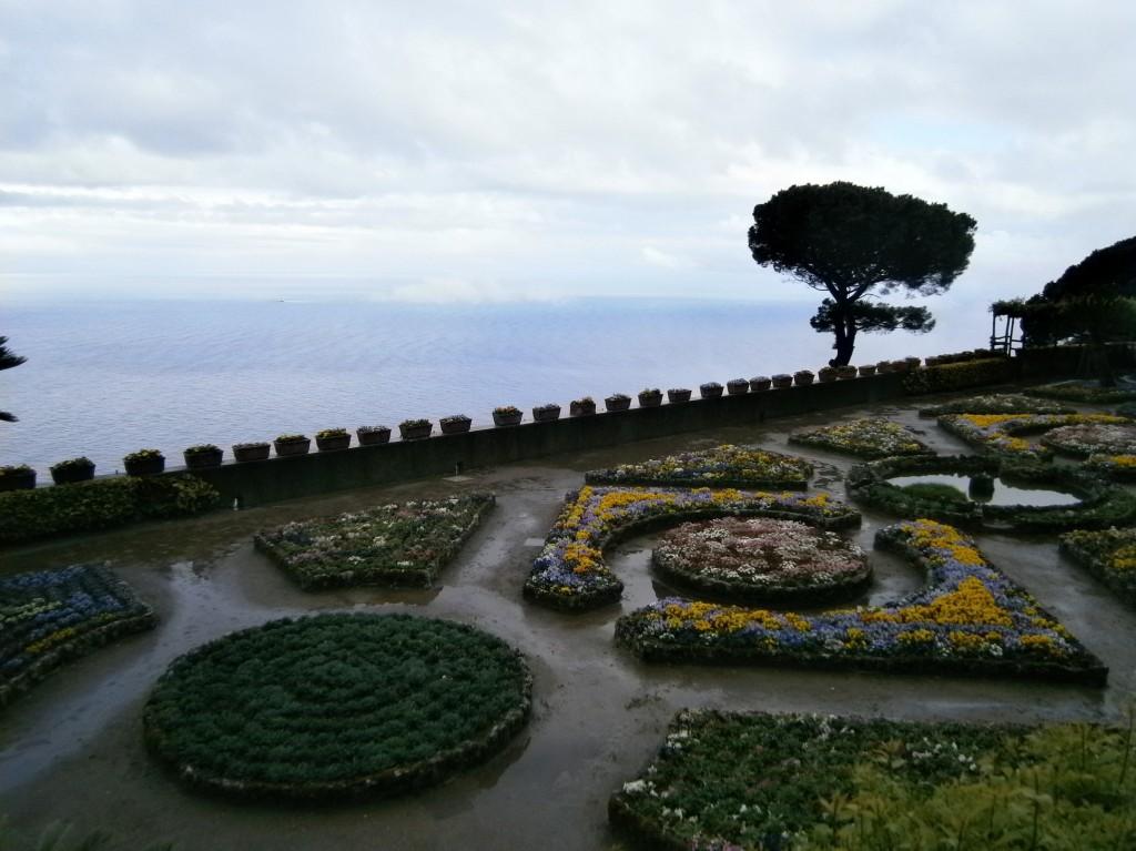 villa rufolo - vedere spre mare1