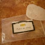Dedorant natural: piatra de alaun