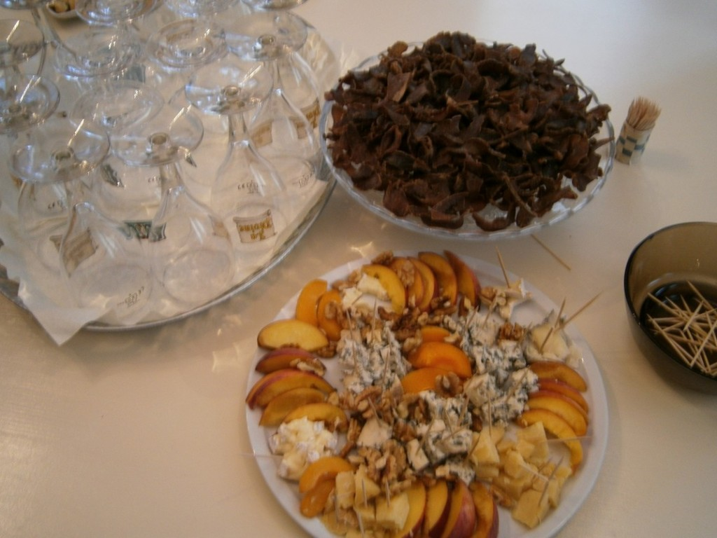 aperitive Bacania Coco