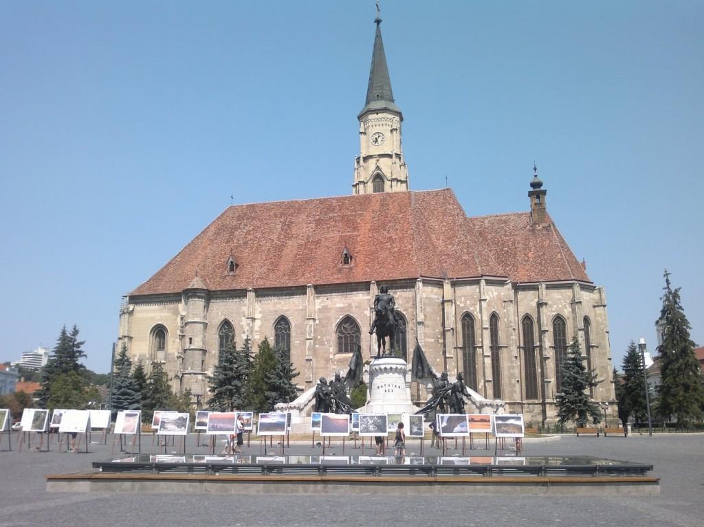 Biserica Sfântul Mihail Cluj
