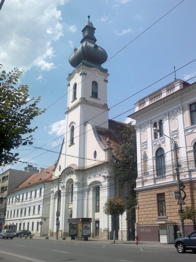 biserica in cluj