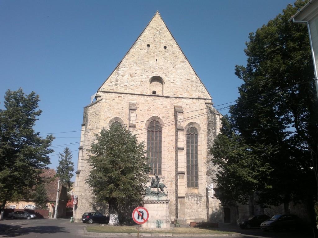 biserica reformata 1 cluj