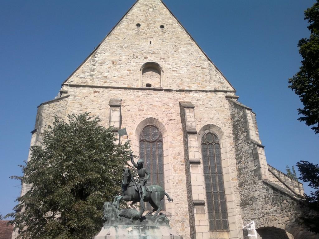biserica reformata cluj