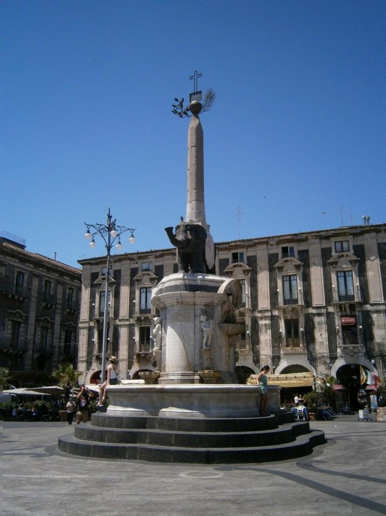 Fontana dell'Elefante – Catania