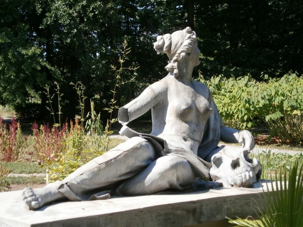 statuie-gradina-botanica-cluj