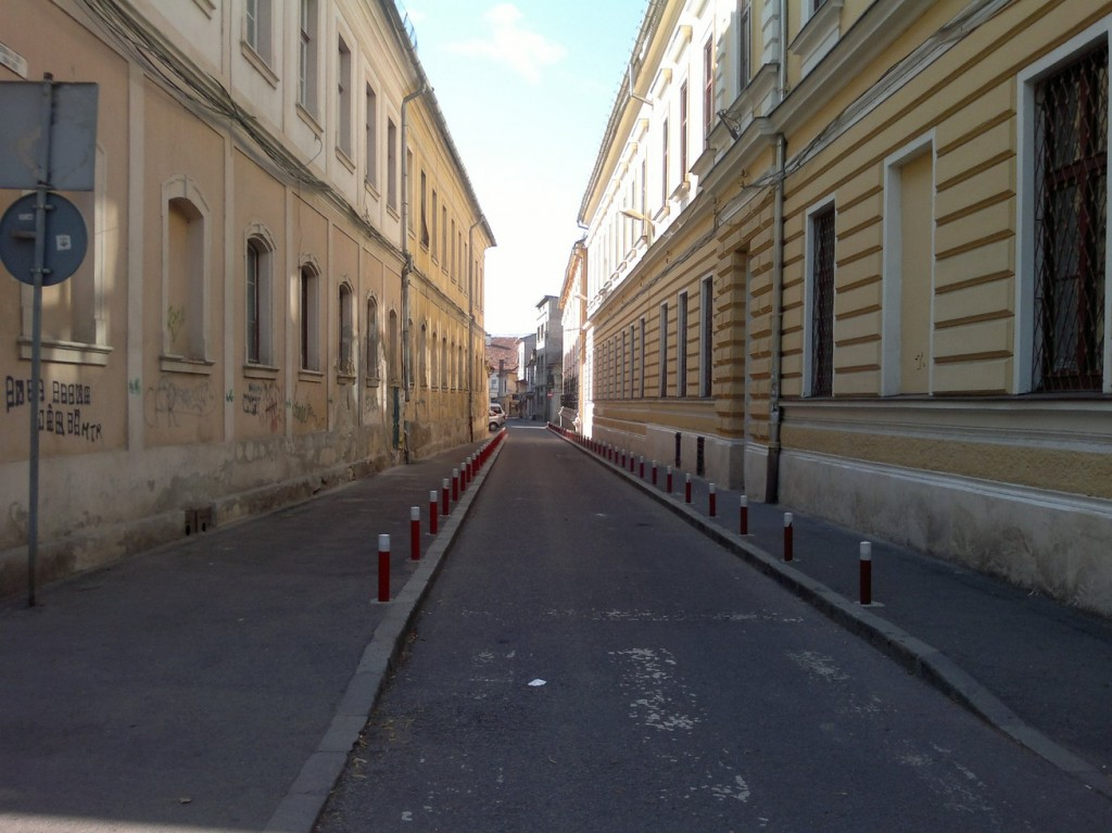 strada in cluj