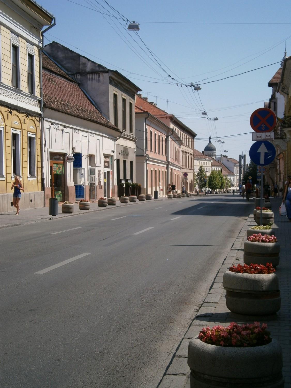 strada din Cluj 4