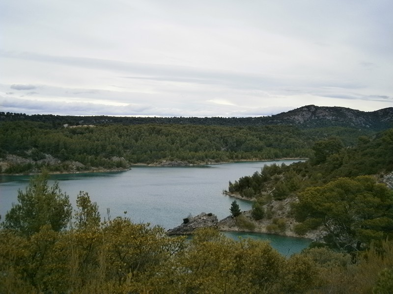 Barajul Bimont 1