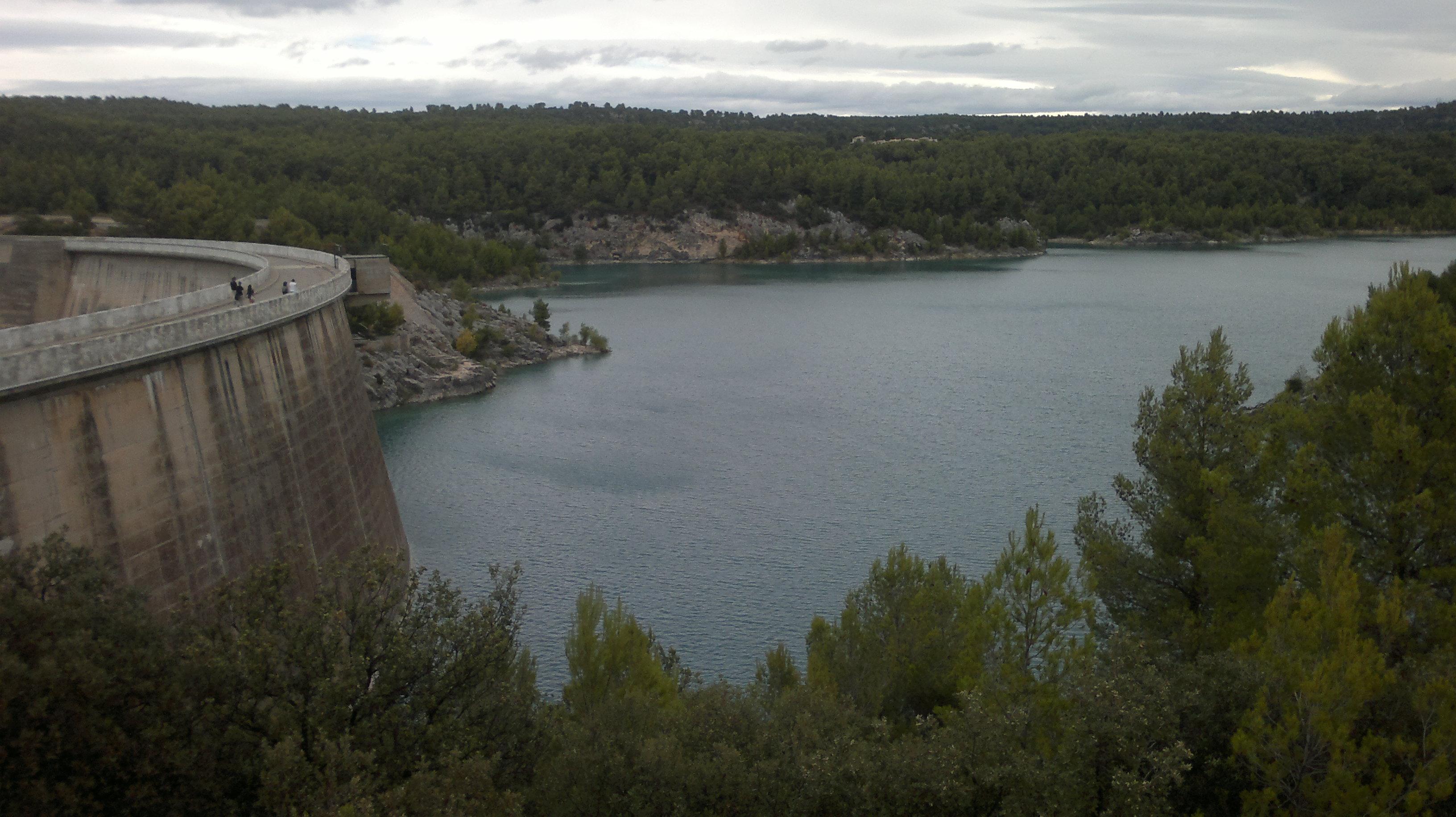 Barajul Bimont Provence