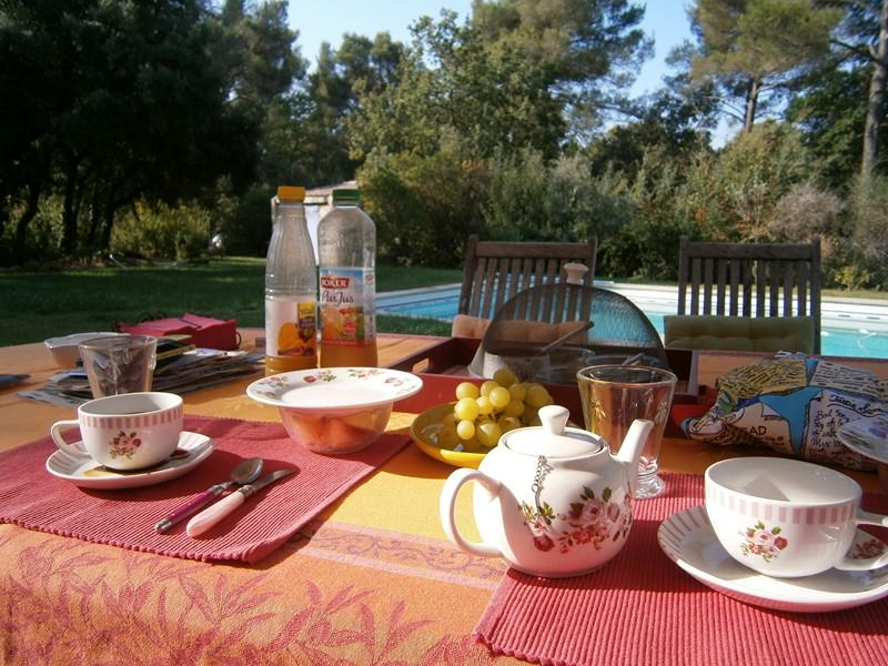 mic dejun in provence