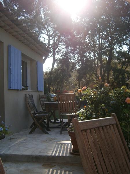 dimineata in Provence