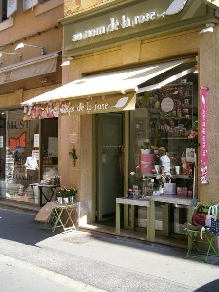 Aix en Provence magazin