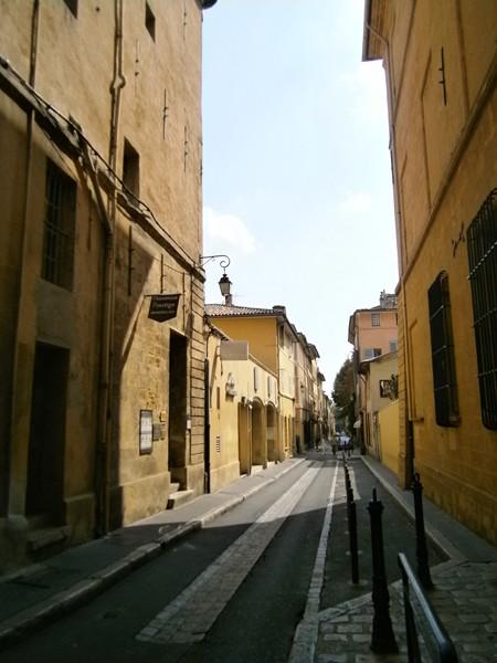 Aix en Provence straduta