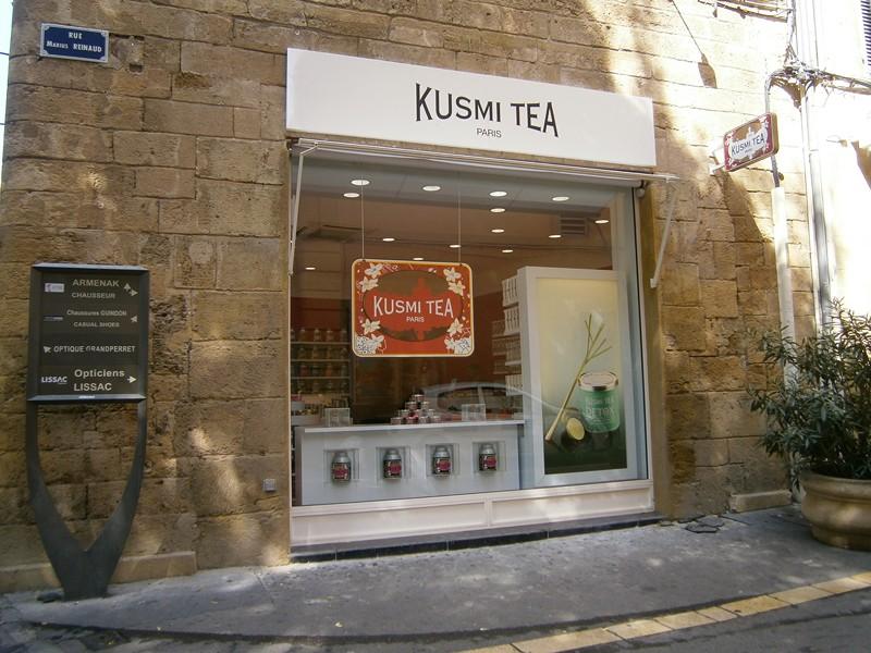 magazin kusmi tea aix en provence