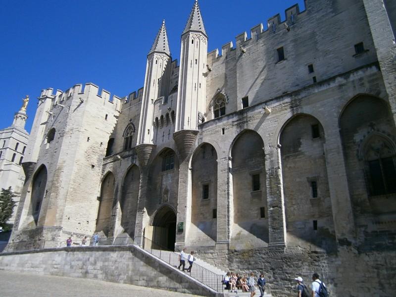 Palais de Papes Avignon