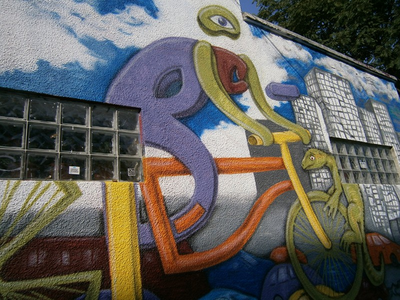 street art arthur verona 2
