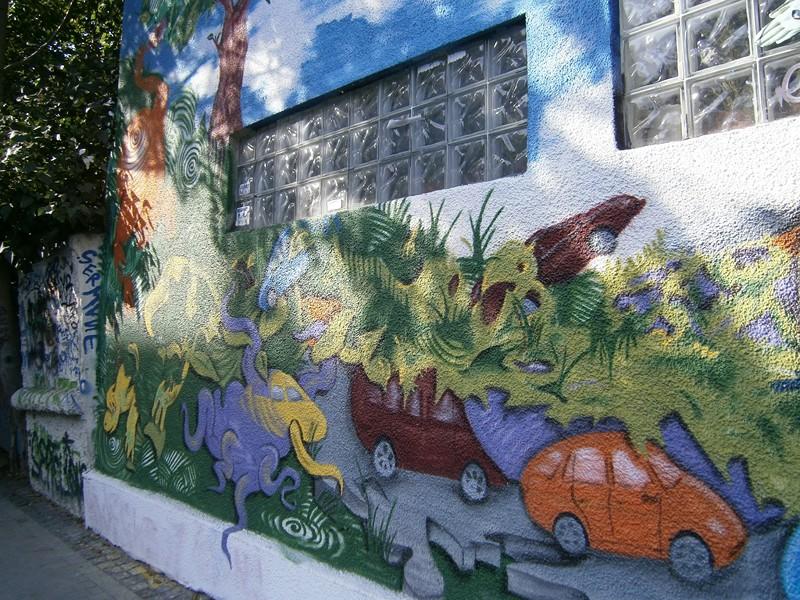 street art arthur verona 1