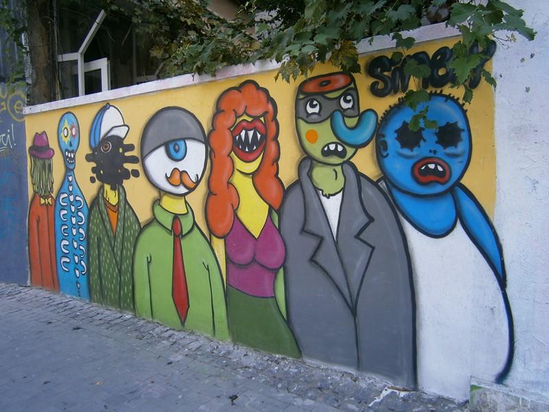 street art arthur verona