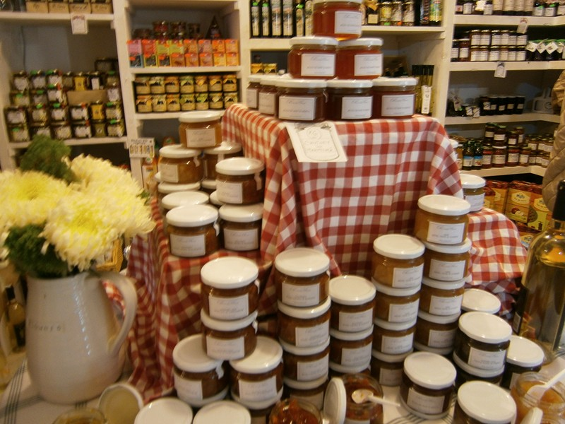 Bacania Veche chutney si marmelada - degustare