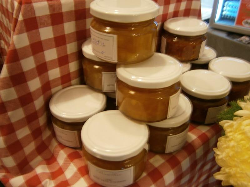 Bacania Veche chutney si marmelada