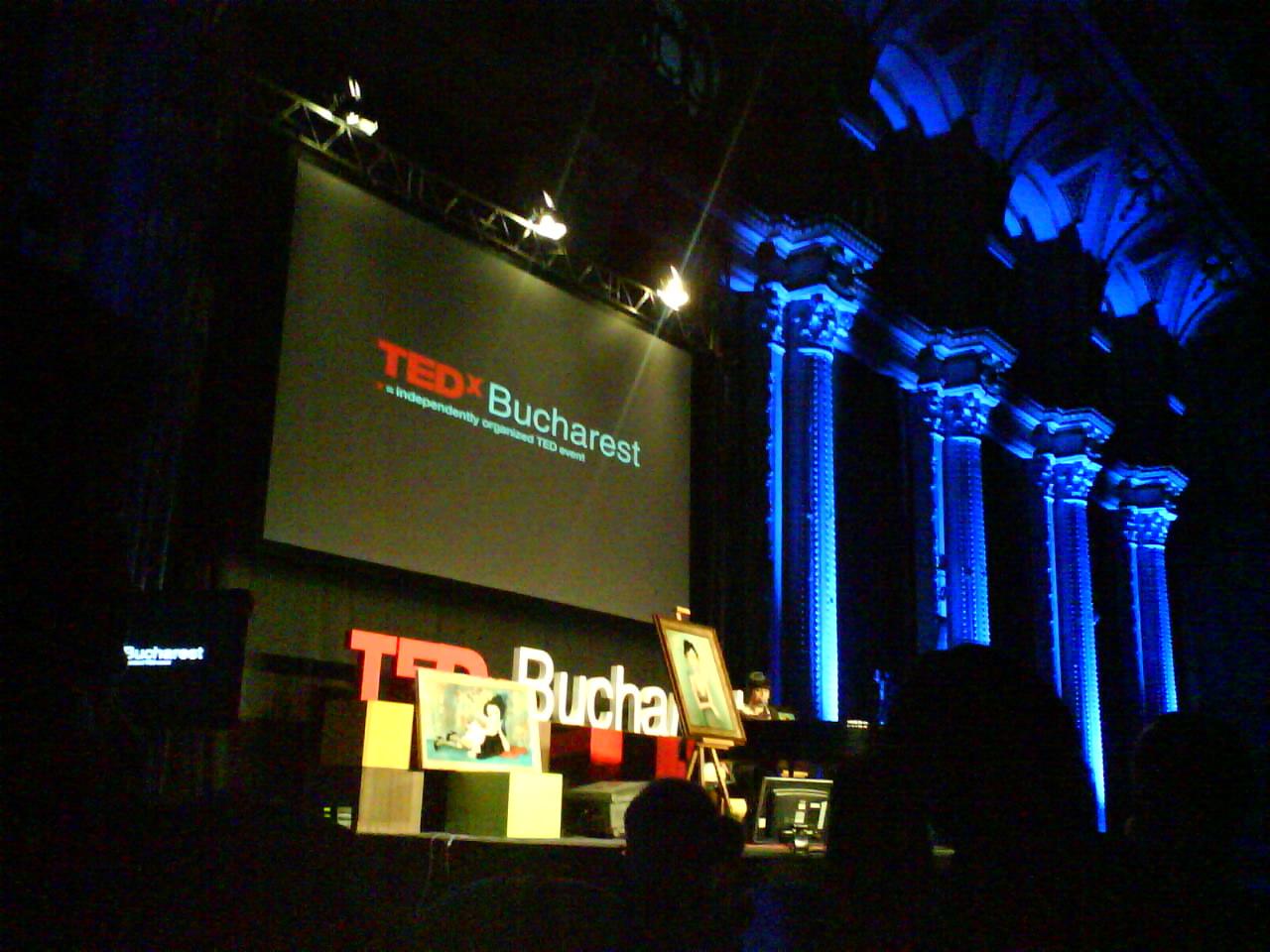 TEDxBucharest 2012 alexandrina