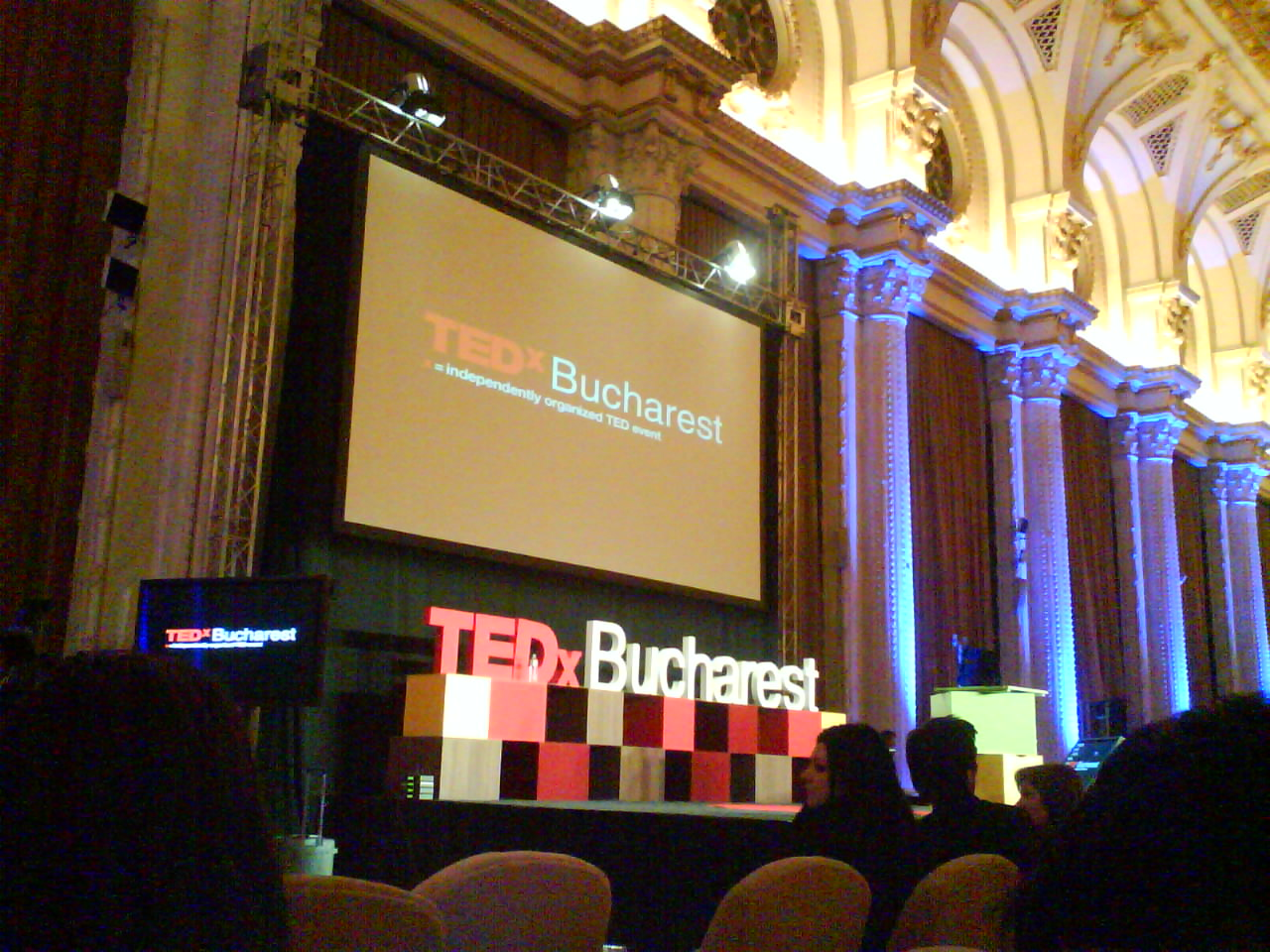 TEDx Bucharest 2012 1