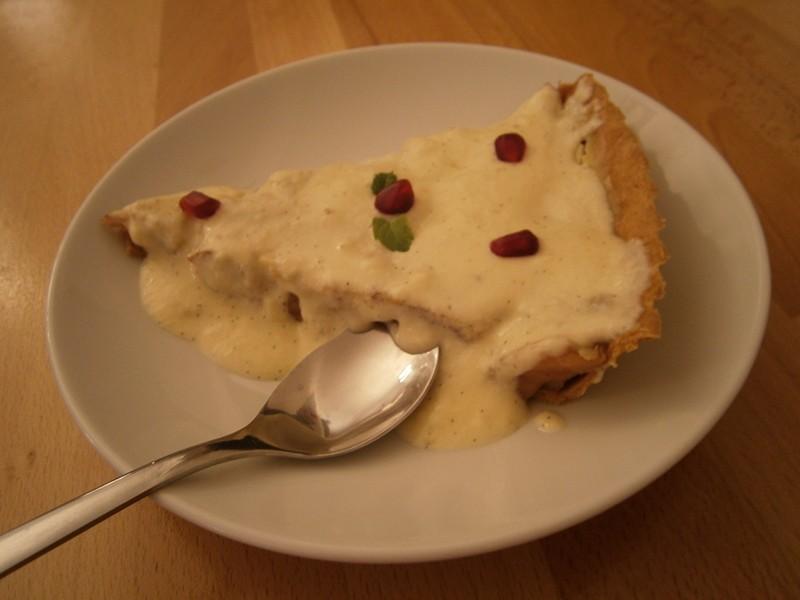 tarta cu mere pere si ghimbir beca's kitchen
