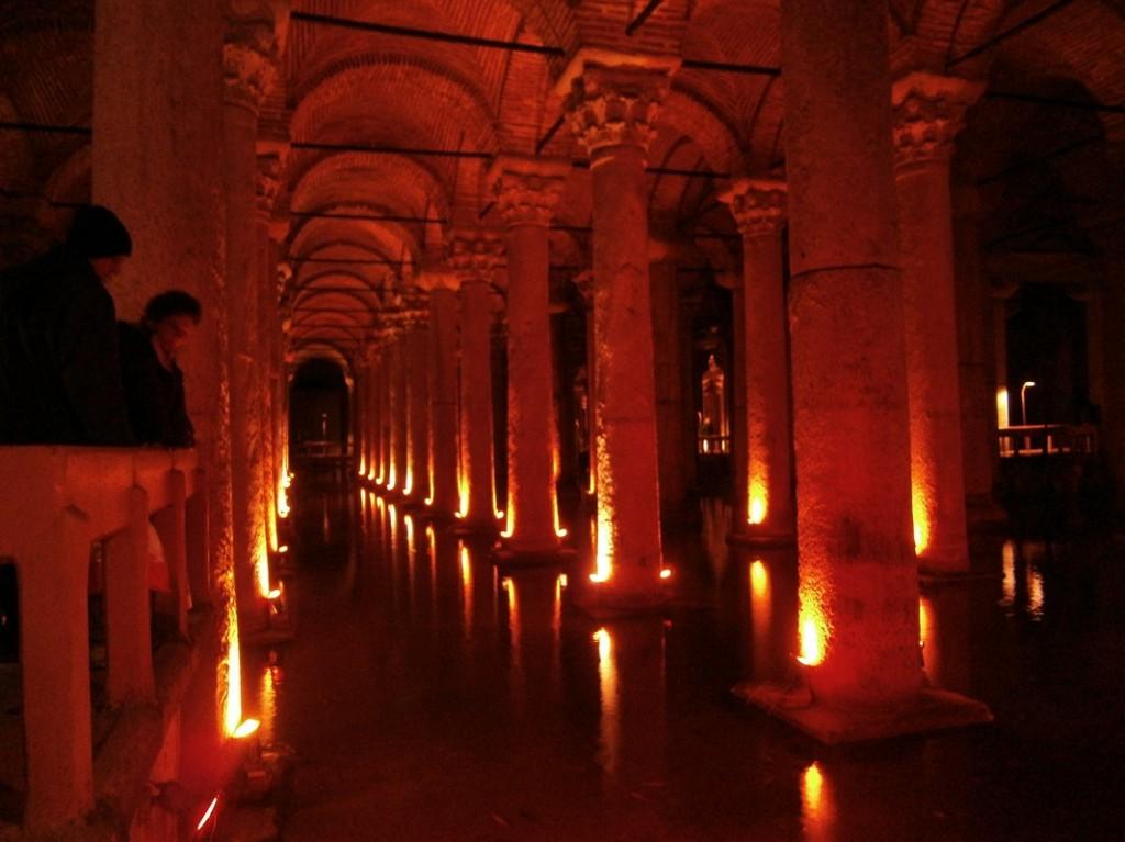 basilica-cistern-interior