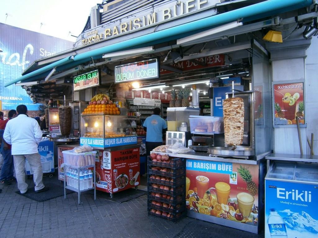 kebap-in-istanbul
