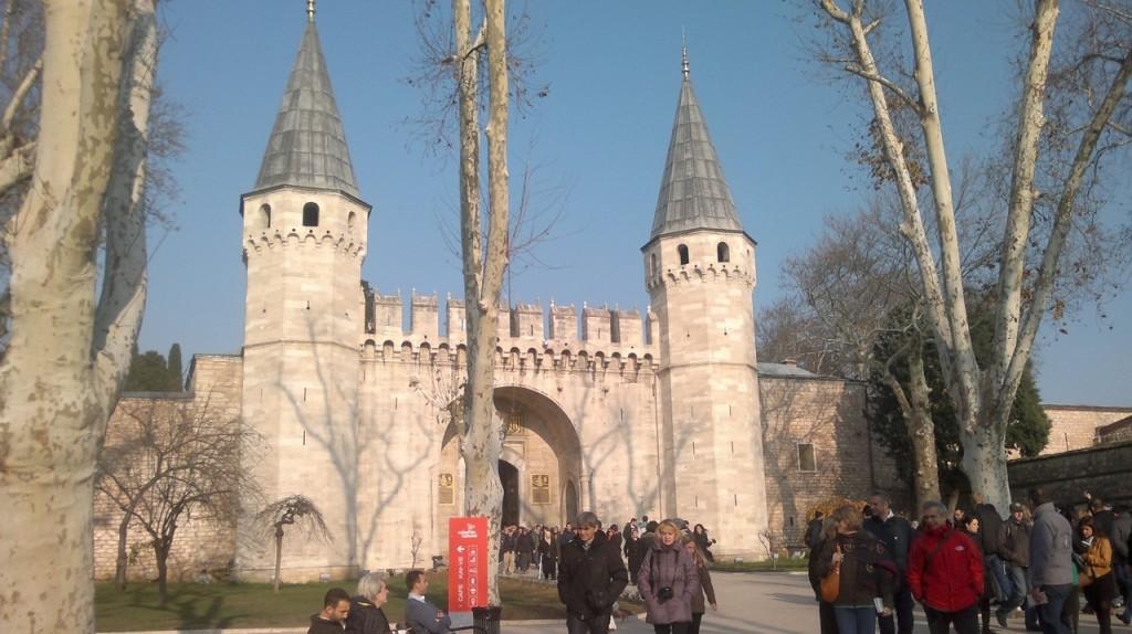 Palatul Topkapi istanbul