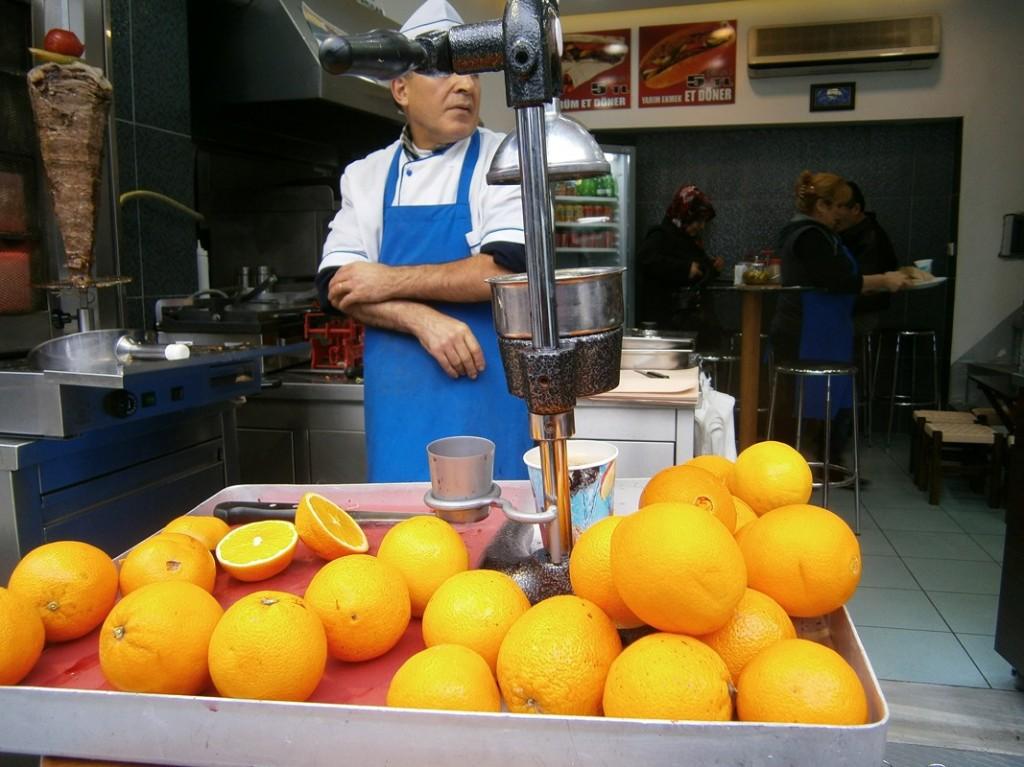 presa-de-fructe istanbul