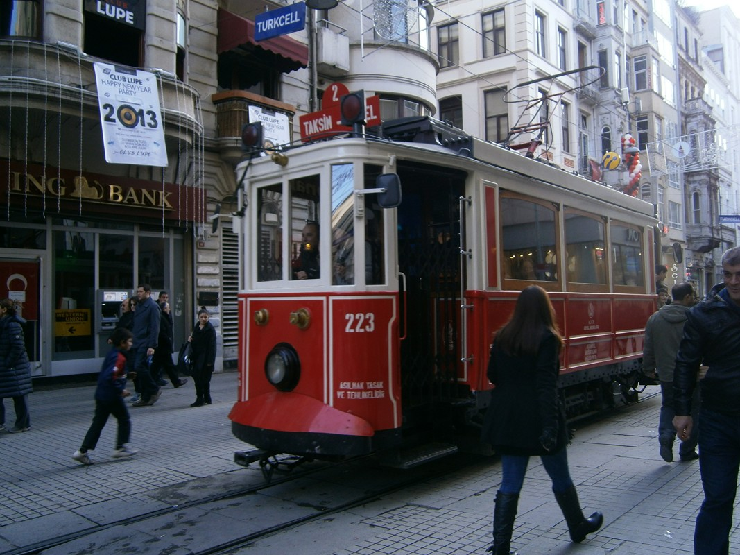 tramvai-taksim