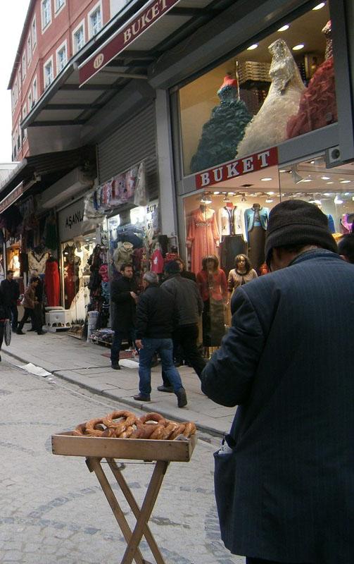 vanzator-simit-istanbul