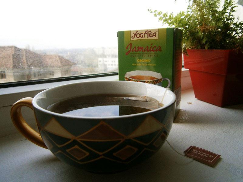 ceai-yogi