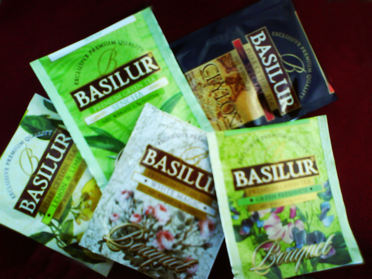 ceaiuri basilur