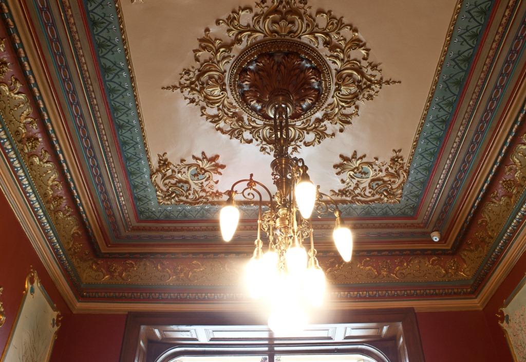 Casa Avramide tavan