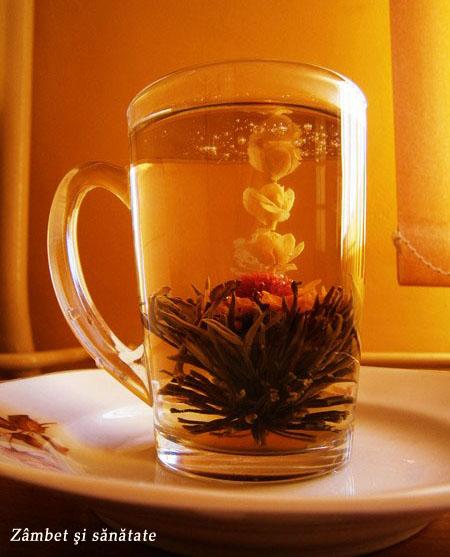 ORRLA ceai care înfloreşte