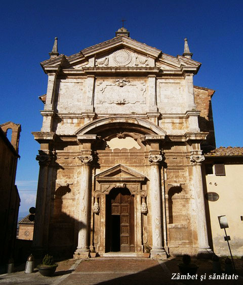 montepulciano-biserica