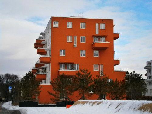 munchen bloc portocaliu