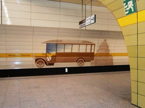 munchen metrou