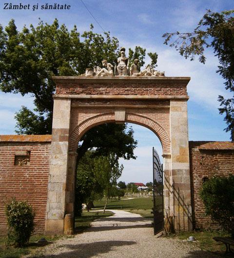 poarta-palatul-mogosoaia