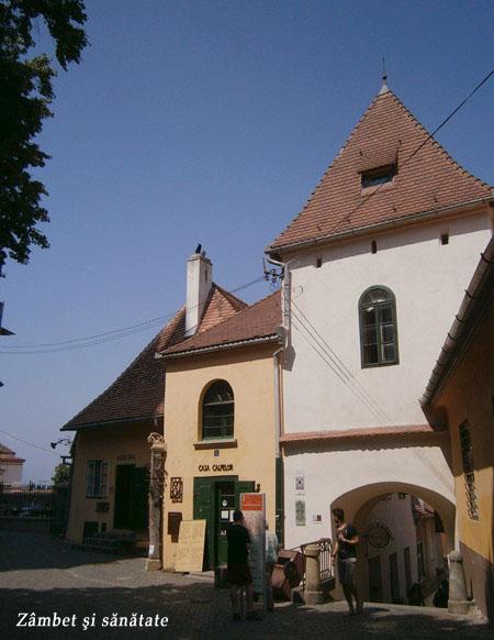 Casa-Calfelor-Sibiu