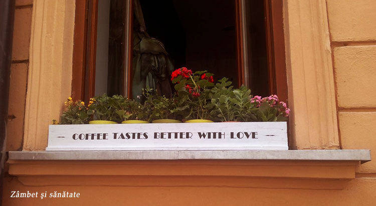 coffee tastes better with love