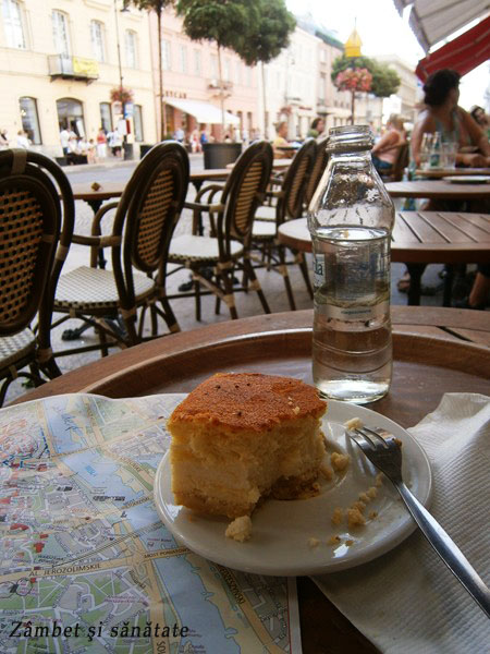cheesecake in warsaw