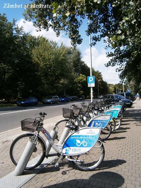 biciclete-in-varsovia