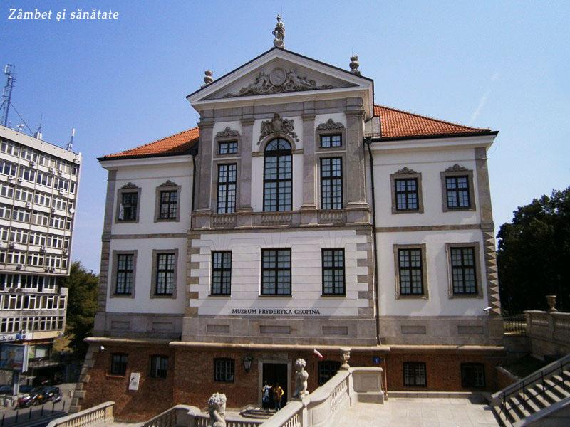 muzeul-Frederyk-Chopin-varsovia