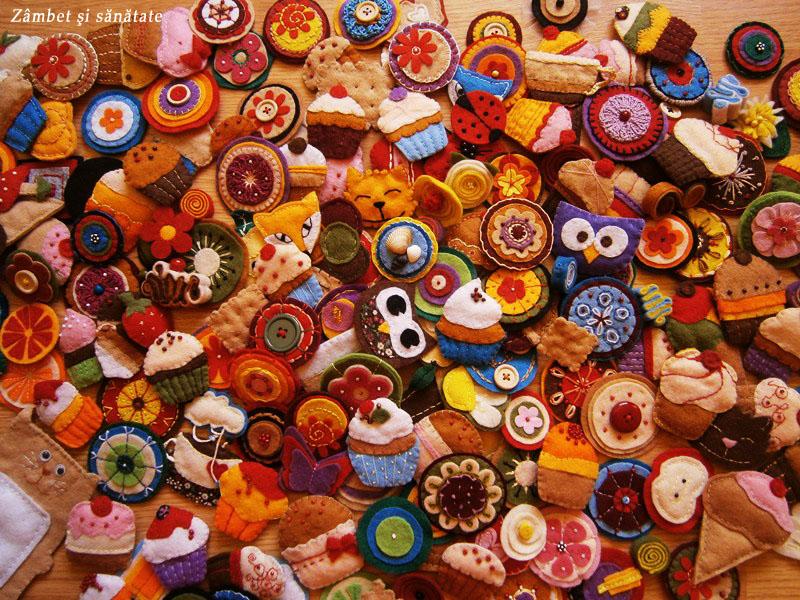 brose-colorate-din-fetru-handmade