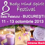 body mind spirit festival bucuresti 2013